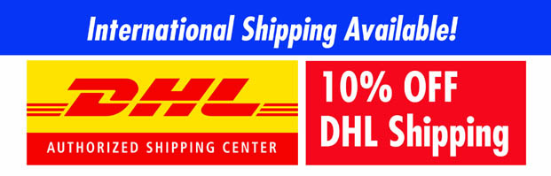 DHL Services At Parcel Plus in Colesville, MD