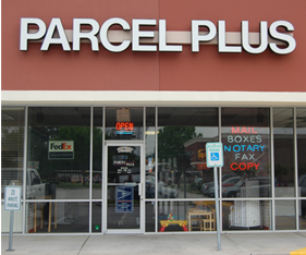 Compare Shipping Rates of UPS, FedEx, USPS at Parcel Plus in Cypress, TX