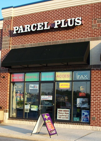 Compare Shipping Rates at Parcel Plus in Rehoboth Beach, DE