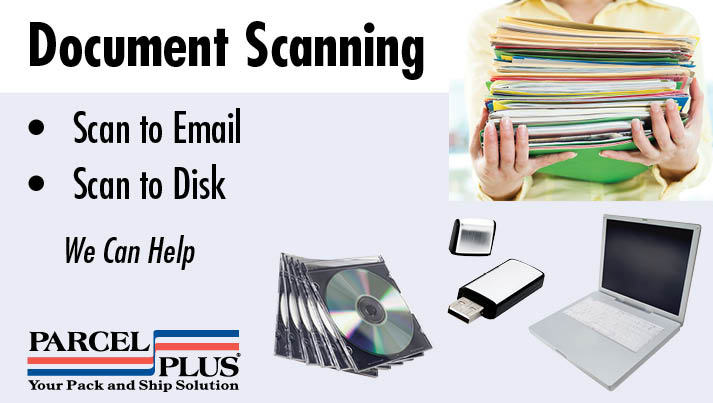 Document Scanning Services