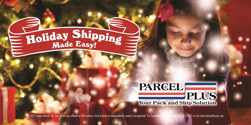 2015 Holiday Shipping Calendar