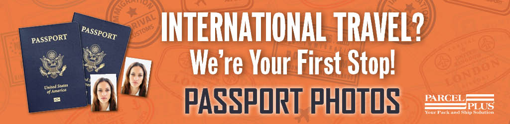 International Travel? We're Your First Stop! Passport Photos